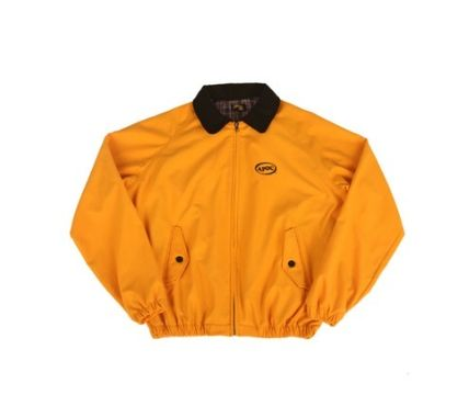 A PIECE OF CAKE Unisex Plain Street Style Jackets