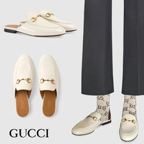 GUCCI Unisex Street Style Shoes