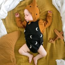 ORGANIC ZOO Unisex Organic Cotton Baby Boy Bodysuits & Rompers