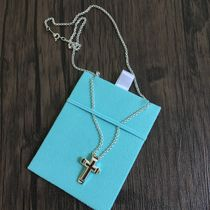 Tiffany & Co Plain Silver Necklaces & Chokers