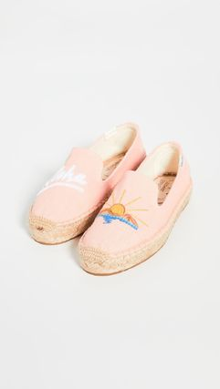 Platform Rubber Sole Casual Style Collaboration