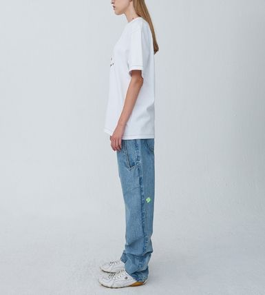 ADERERROR More T-Shirts Unisex Street Style T-Shirts 3