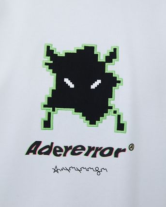 ADERERROR More T-Shirts Unisex Street Style T-Shirts 6