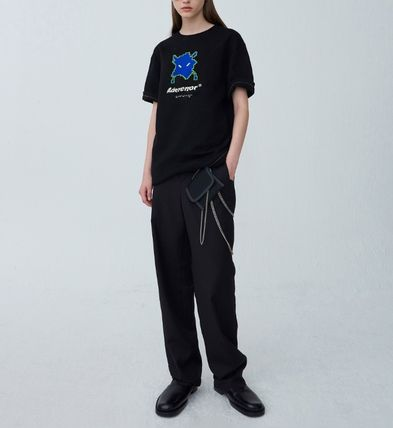 ADERERROR More T-Shirts Unisex Street Style T-Shirts 7