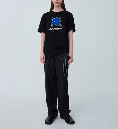 ADERERROR More T-Shirts Unisex Street Style T-Shirts 11