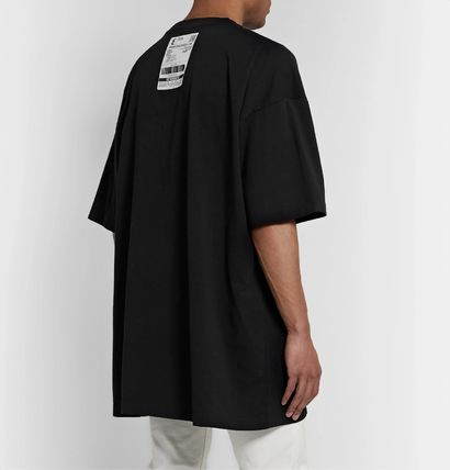 VETEMENTS More T-Shirts Street Style Cotton Short Sleeves Logo T-Shirts 5