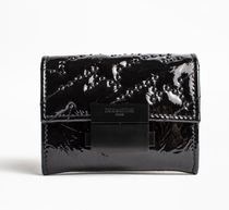 ZADIG & VOLTAIRE Plain Leather Card Holders