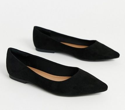 ASOS Casual Style Plain Pointed Toe Shoes