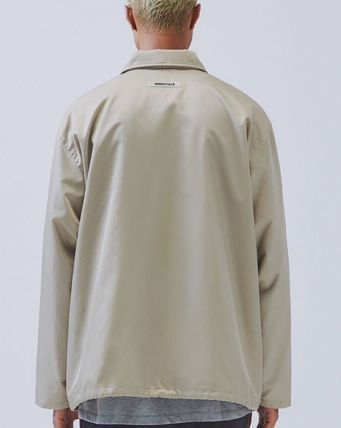 FEAR OF GOD ESSENTIALS Street Style Jackets