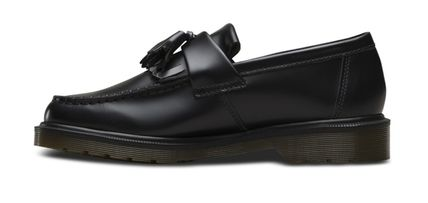 Dr Martens ADRIAN Unisex Street Style Loafer & Moccasin Shoes