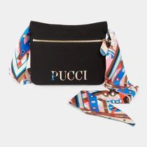 Emilio Pucci Casual Style Nylon Blended Fabrics Bag in Bag 2WAY 3WAY