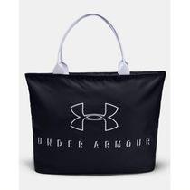 UNDER ARMOUR Casual Style Street Style Plain Logo Totes