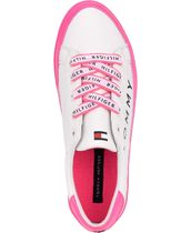 Tommy Hilfiger Rubber Sole Casual Style Unisex Street Style Plain Logo