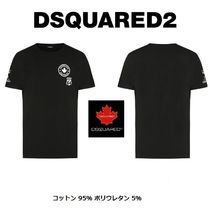 D SQUARED2 Unisex Street Style Co-ord Matching Sets Two-Piece Sets
