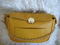 Primark Casual Style Street Style Chain Plain Office Style Crossbody