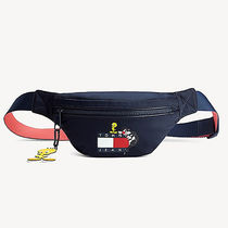 Tommy Hilfiger Casual Style Unisex Street Style 2WAY Office Style Crossbody