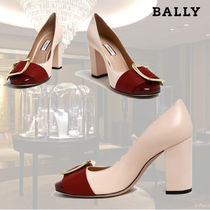 BALLY Leather High Heel Pumps & Mules