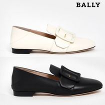 BALLY Leather Loafer & Moccasin Shoes