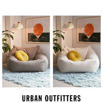 Urban Outfitters Unisex Fur Furniture Table & Chair