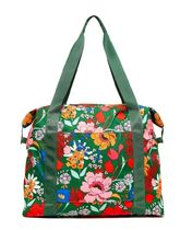 ban.do Gingham Stripes Flower Patterns Casual Style A4 Totes