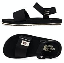 THE NORTH FACE Casual Style Street Style Plain Sport Sandals Shower Shoes