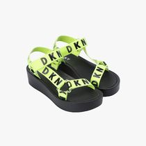 DKNY Casual Style Logo Shoes