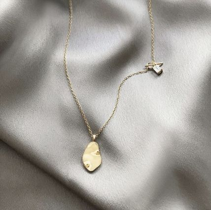 Casual Style Silver Office Style 14K Gold Elegant Style