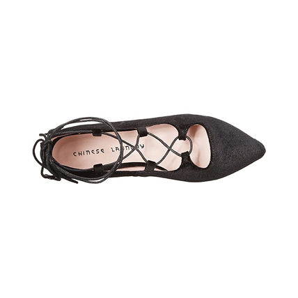 CHINESE LAUNDRY Casual Style Plain Flats