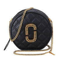 MARC JACOBS Snapshot Casual Style Plain Crossbody Shoulder Bags