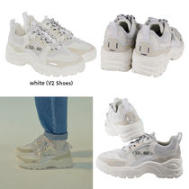 23.65 V2 Rubber Sole Casual Style Unisex Street Style Plain