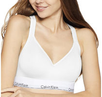 Calvin Klein Monogram Plain Cotton Logo Lingerie Sets