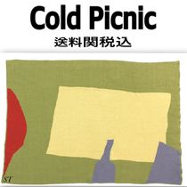 COLD PICNIC Geometric Patterns Throws