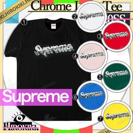 Supreme More T-Shirts Street Style T-Shirts