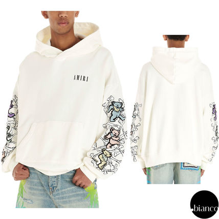 Pullovers Sweat Street Style Long Sleeves