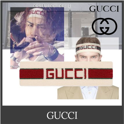 GUCCI Logo Street Style Watches & Jewelry