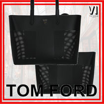 TOM FORD Calfskin Totes