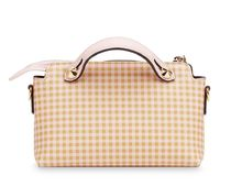 FENDI BY THE WAY Gingham Other Plaid Patterns Casual Style Blended Fabrics