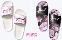 Victoria's secret PINK Flower Patterns Tropical Patterns Casual Style Street Style