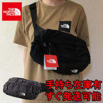 THE NORTH FACE Casual Style Unisex Plain Logo Shoulder Bags