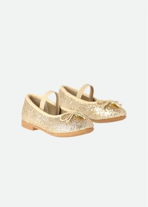angels face Kids Girl Ballet Flats