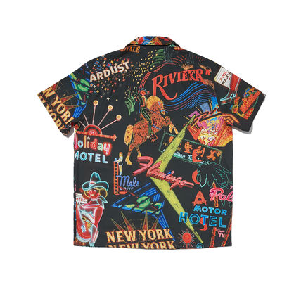 Paisley Star Tropical Patterns Unisex Street Style