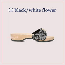 kate spade new york Other Plaid Patterns Heart Flower Patterns Open Toe