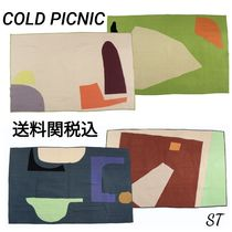 COLD PICNIC Geometric Patterns Art Patterns Throws