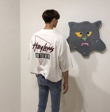 ASCLO More T-Shirts Cotton Short Sleeves Oversized Long Sleeve T-shirt Logo 2