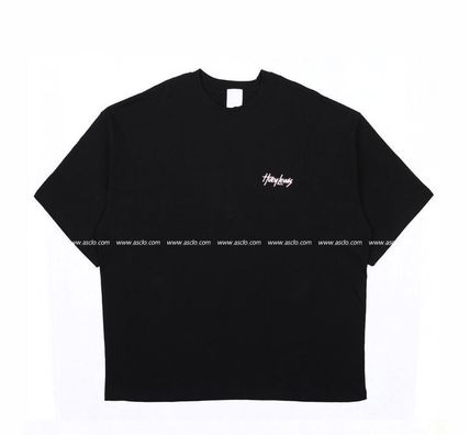 ASCLO More T-Shirts Cotton Short Sleeves Oversized Long Sleeve T-shirt Logo 18