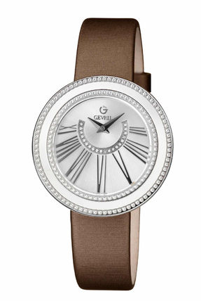 Leather Square Party Style Quartz Watches Stainless
