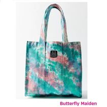 Urban Outfitters Canvas Street Style Plain Totes
