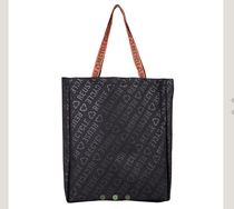 STARBUCKS Casual Style Collaboration Logo Totes