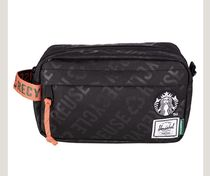 STARBUCKS Casual Style Collaboration Shoulder Bags