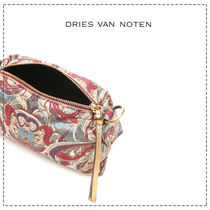 Dries Van Noten Casual Style Blended Fabrics Office Style Elegant Style